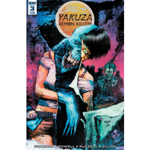 Yakuza Demon Killers (2016) #3 VF/NM IDW