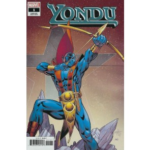 Yondu (2019) #1 of 5 VF/NM Carlos Pacheco Variant Cover