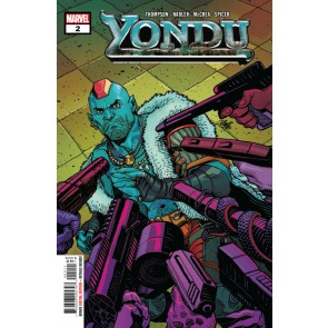 Yondu (2019) #2 of 5 VF/NM Cully Hamner Cover