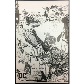 Young Animal Ashcan Edition (2016) NM 1st appearance Mother Panic Gerard Way DC