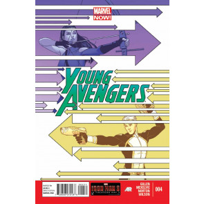 YOUNG AVENGERS (2013) #4 NM MARVEL NOW!