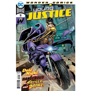 Young Justice (2019) #18 VF/NM John Timms Cover Wonder Comics