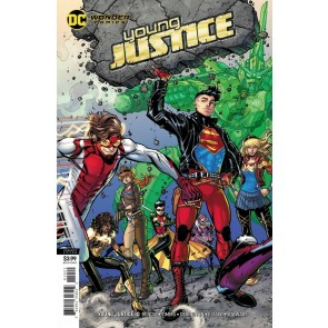 Young Justice (2019) #10 NM Bradshaw & Sinclair variant cover B Wonder Comics