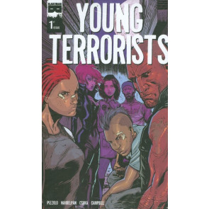 Young Terrorists (2015) #1 NM (9.4) Black Mask Studios