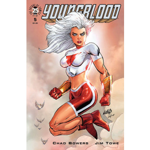 Youngblood (2017) #5 VF/NM Rob Liefeld Cover Image