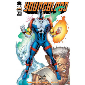YOUNGBLOOD #72 NM IMAGE COMICS ROB LIEFELD COVER
