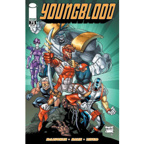 YOUNGBLOOD #75 COVER D NM IMAGE COMICS ROB LIEFELD COVER