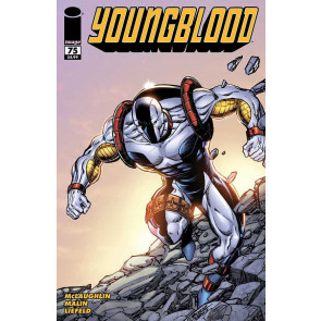 YOUNGBLOOD #75 COVER E NM IMAGE COMICS ROB LIEFELD COVER