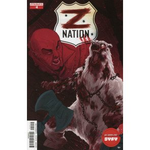 Z Nation (2017) #4 VF/NM SyFy Dynamite