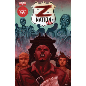 Z Nation (2017) #2 VF/NM SyFy Dynamite