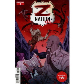 Z Nation (2017) #3 VF/NM SyFy Dynamite