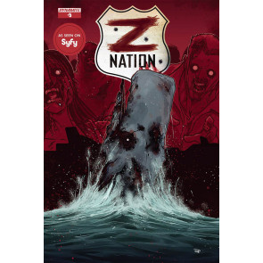 Z Nation (2017) #5 VF/NM SyFy Dynamite