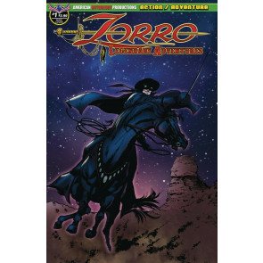 Zorro Legendary Adventures (2018) #1 VF/NM (9.0) or better