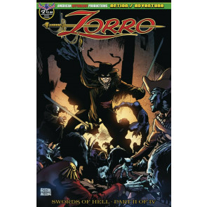 Zorro Swords of Hell (2018) #2 VF/NM (9.0) or better