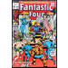 FANTASTIC FOUR #104 VF- MAGNETO