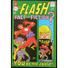 FLASH #179 VG/FN FLASH TRAVELS TO EARTH PRIME AND MEETS DC EDITOR JULIE SCHWARTZ