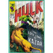 Incredible Hulk (1968) #109 FN- (5.5) Ka-Zar cover & app