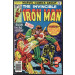 Iron Man (1968) #92 VG/FN (5.0) vs Melter