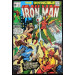 Iron Man (1968) #27 VF/NM (9.0) 1st app Firebrand