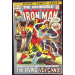 IRON MAN #52 VG/FN GEORGE TUSKA ART