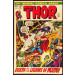 THOR #199 VF- 1ST APPEARANCE EGO-PRIME / PLUTO APPEARANCE
