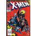 Uncanny X-Men (1963) #258 VF- (7.5) Jim Lee Wolverine cover