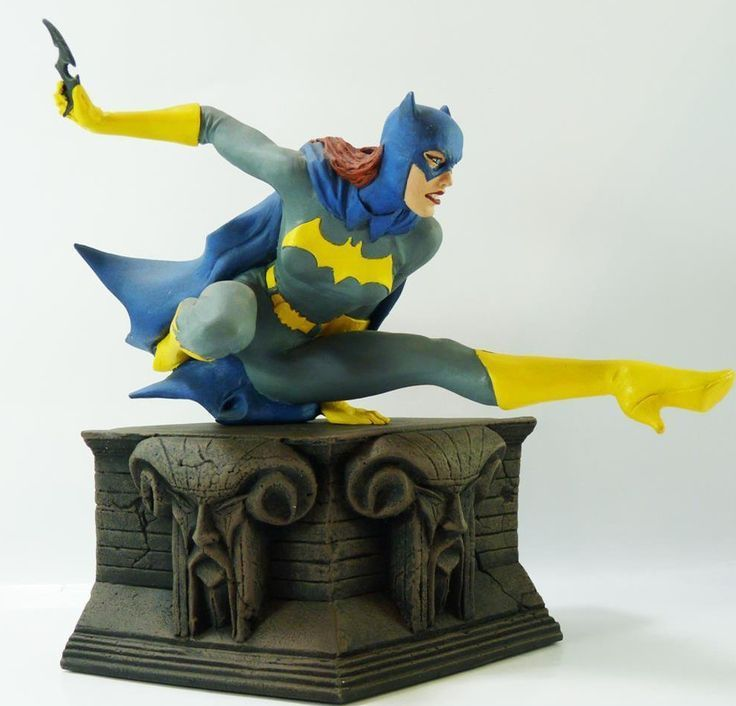 Dc direct batgirl original full size statue quot on the