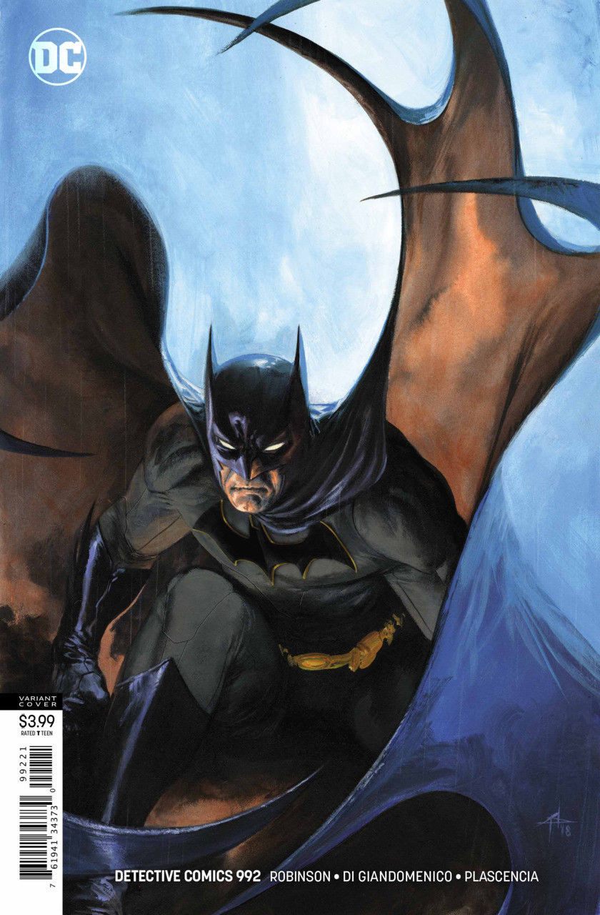 DETECTIVE COMICS #1002 Brooks Variant 2019 DC Comics 04//24//19 NM