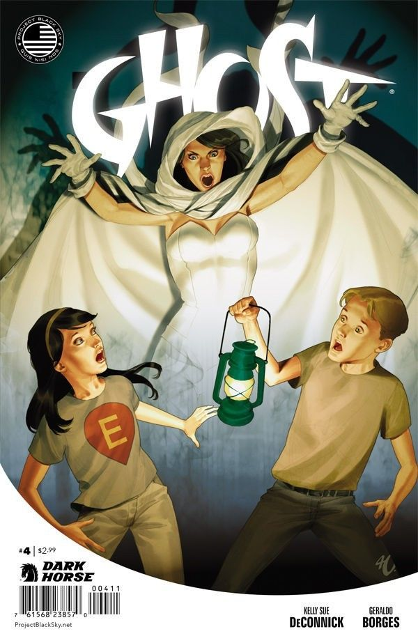 #3 VF//NM TERRY DODSON 2013 GHOST