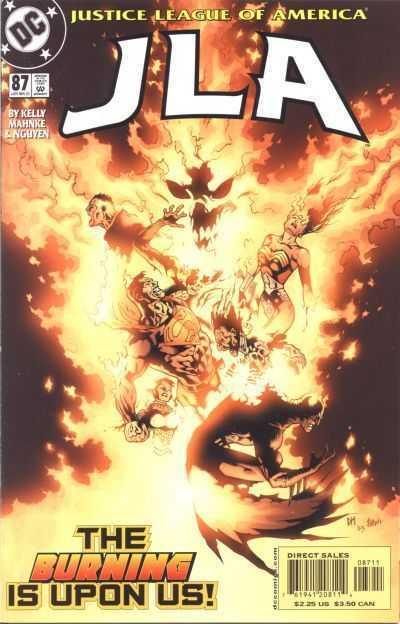 Fantasy League Book Cover ~ Jla vf nm justice league of america silver