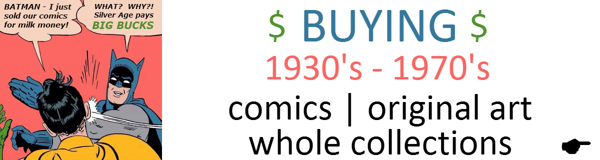Sell Your Comics